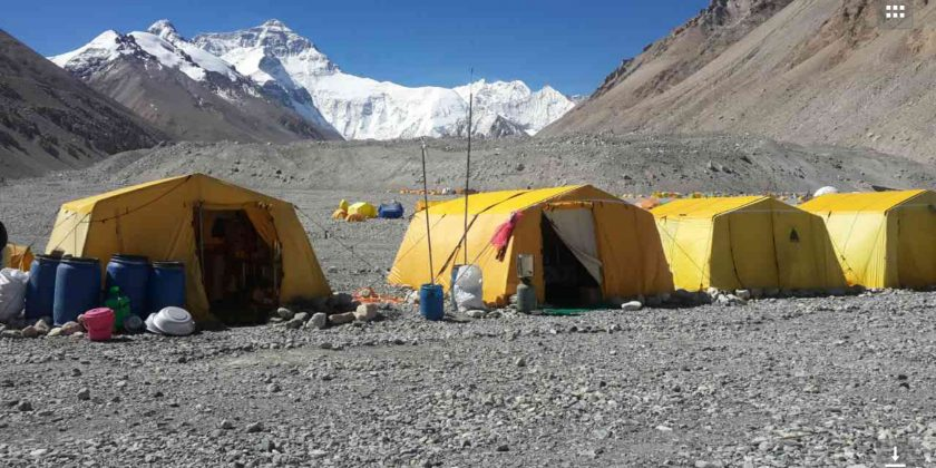 Everest Expedition North Side 2019