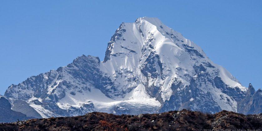 Naya Kanga – 5863 m.