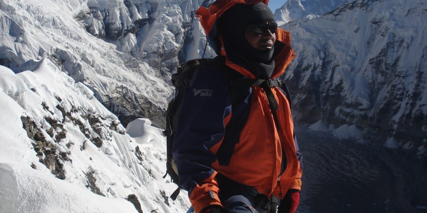 Island Peak (Imja-tse) – 6165 m.