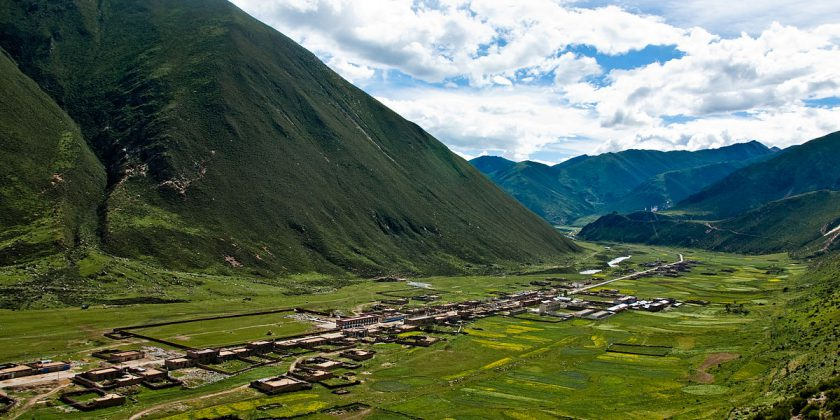 Gyama Valley