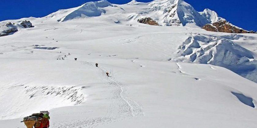 Pokhalde – 5693 m.