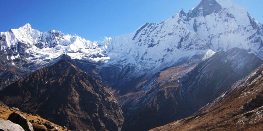 Annapurna Sanctuary (ABC) Lodge Trek
