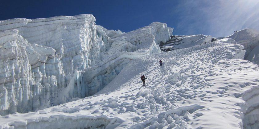 Amphu Lapcha Pass Trek with Mera Peak Climbing