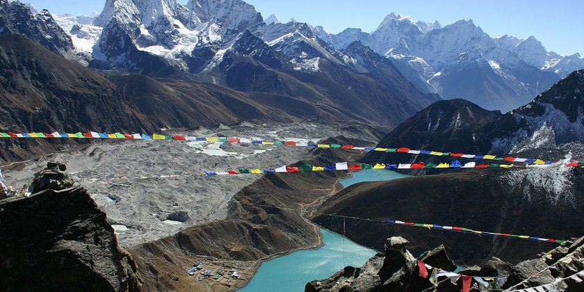 Gokyo Valley Lodge Trek