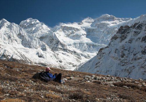 Kanchenjunga-North & South B.C.