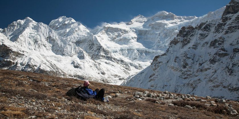 Kanchenjunga – North & South B.C.