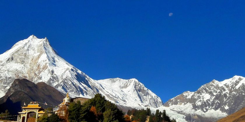Manaslu Circuit Camping & Lodge trek