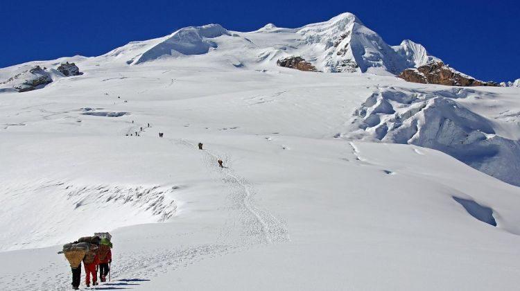 Mera Peak (6,654 m)