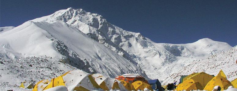 Shishapangma Expedition 2019