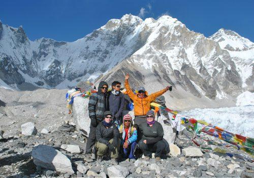 Everest BC Lodge Trek