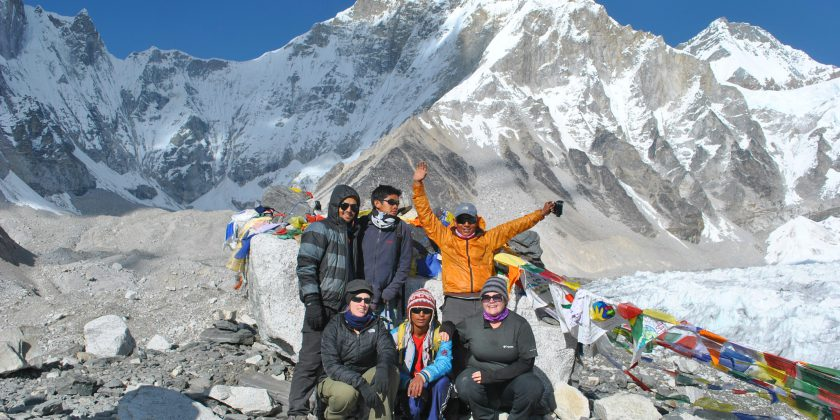 Everest BC Lodge Trek