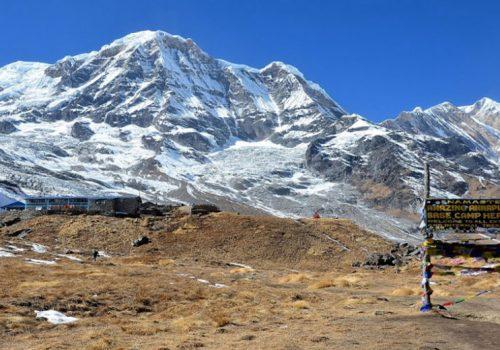 Short Annapurna Trek
