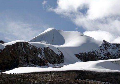 Mt Kyi zi(6206m)