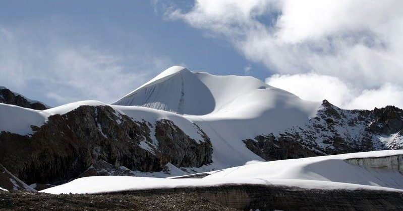 Mt Kyi Zi (6206m)