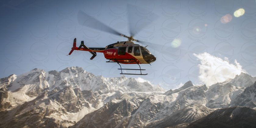 Daily Real Everest Adventure Helicopter Flight