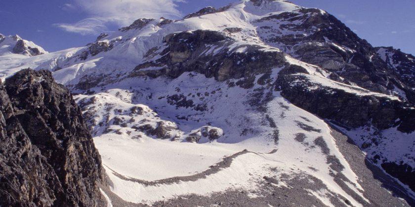 Paldor Peak – 5903 m.