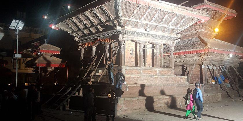 Kathmandu City & Temple Tour
