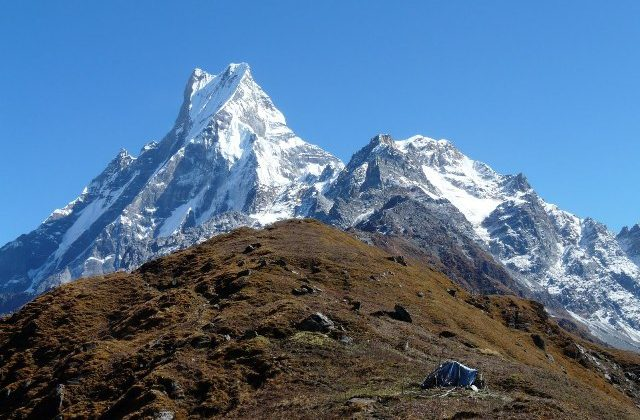 Mardi Himal Lodge Trek